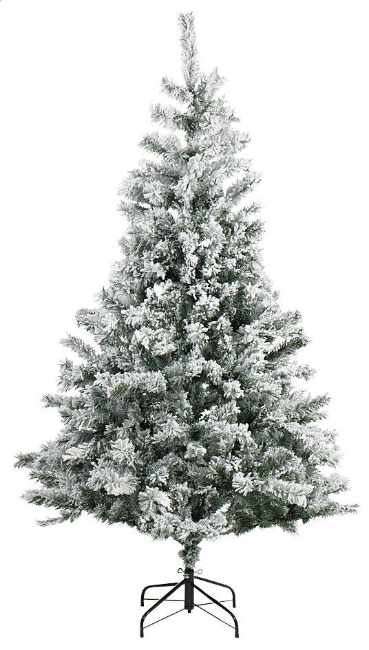 Image pour Sapin de Noël enneigé 210 cm à partir de ColliShop