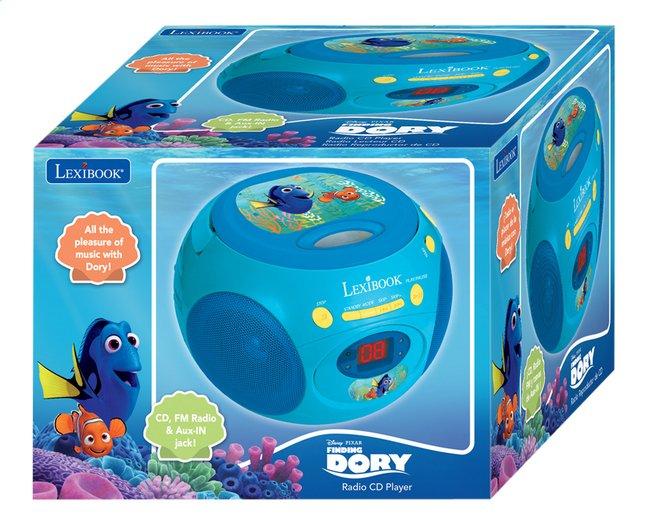 Afbeelding van Lexibook radio/cd-speler Disney Finding Dory from ColliShop