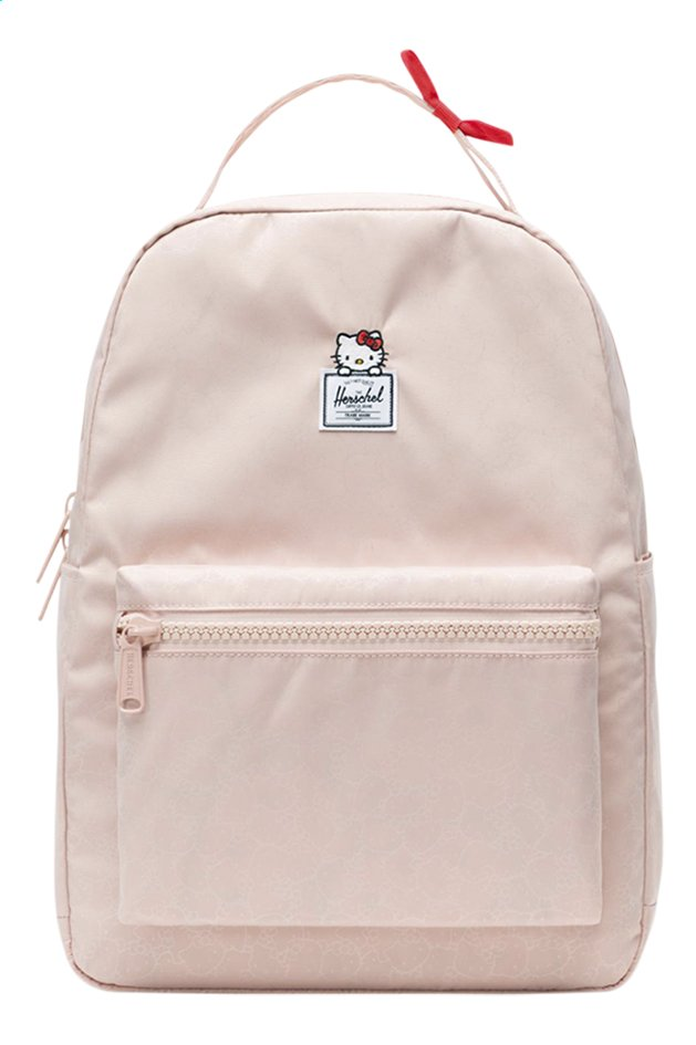 herschel rugzak hello kitty roze | collishop