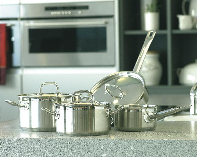 Image pour Majestic Pro casserole Elite 20 cm - 3,3 l à partir de ColliShop