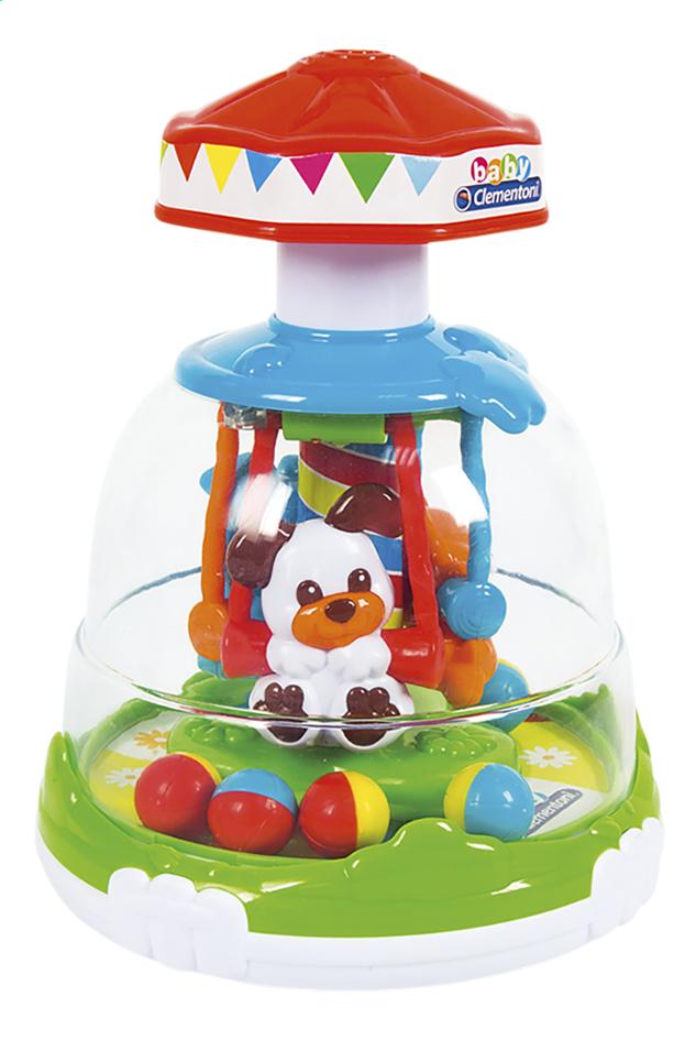 baby Clementoni toupie Animals' Fun Park