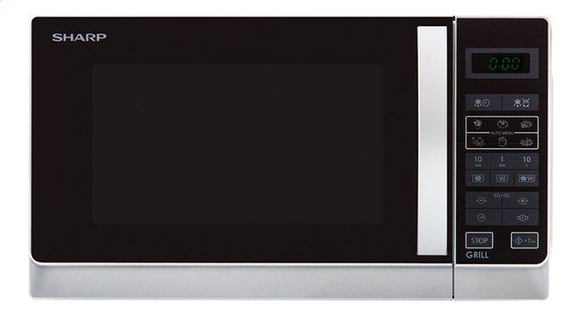 Image pour Sharp Micro-ondes combiné R642INW inox à partir de ColliShop