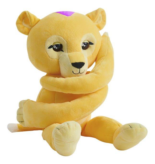 Fingerlings peluche interactive Sam le Lion