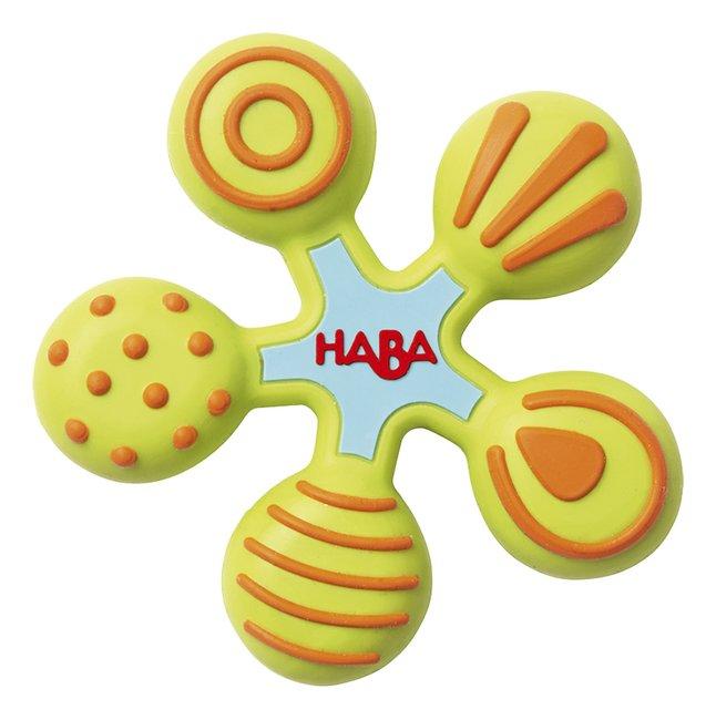 Afbeelding van HABA bijtspeeltje Ster from ColliShop