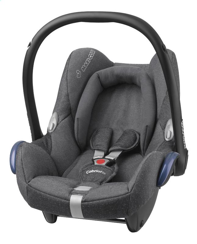 Afbeelding van Maxi-Cosi Draagbare autostoel CabrioFix Groep 0+ sparkling grey from ColliShop