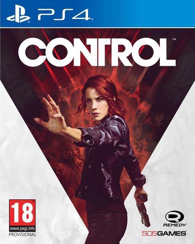 PS4 Control ANG