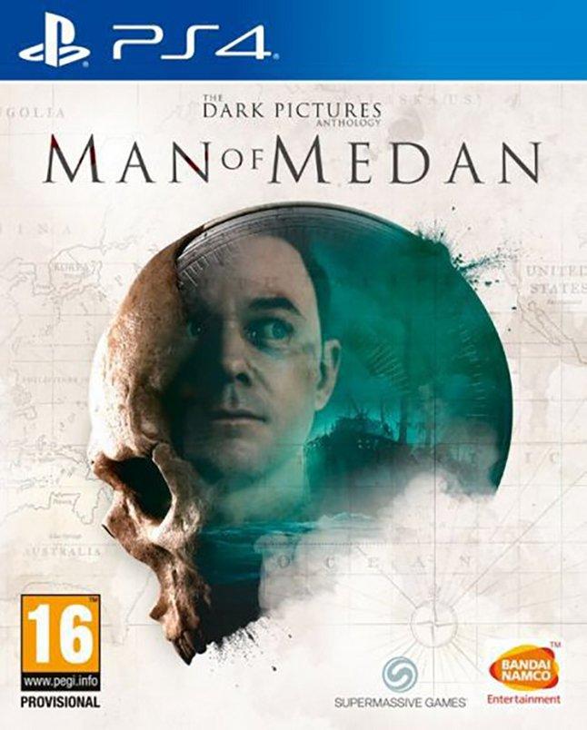 Image pour PS4 The Dark Pictures Man of Medan FR à partir de ColliShop