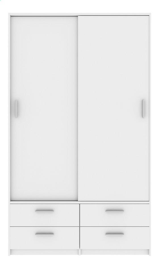 image pour demeyere meubles garde robe detroit dcor blanc partir de collishop