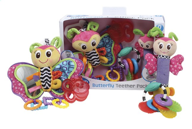 Afbeelding van Playgro Butterfly Teether Pack from ColliShop