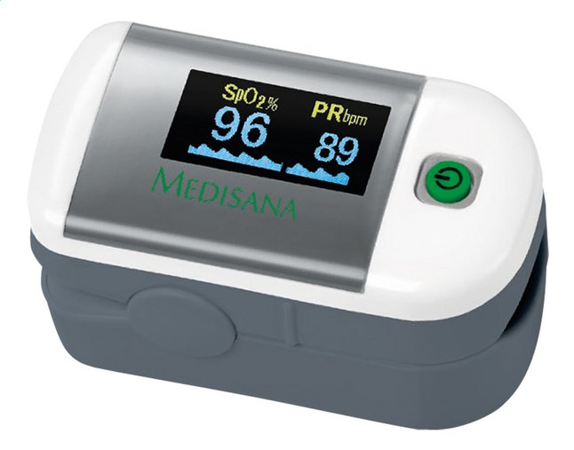 Afbeelding van Medisana Saturatiemeter/pulse-oximeter PM100 from ColliShop