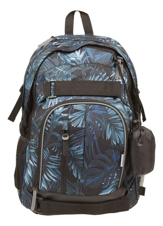 Image pour Kangourou sac à dos Street Night Flower à partir de ColliShop