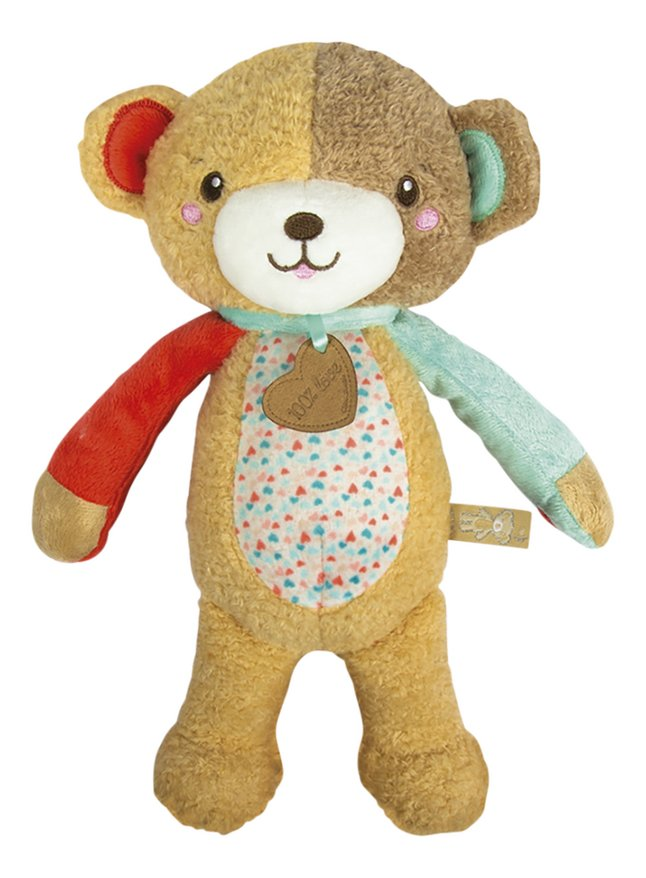 baby Clementoni peluche musicale Love Me Bear 32 cm