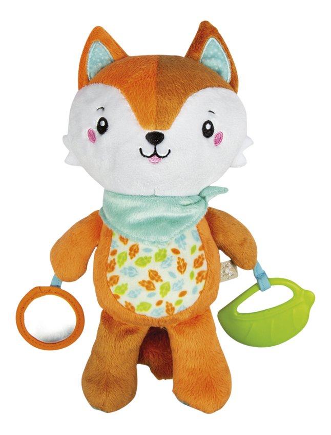 Afbeelding van baby Clementoni Happy Fox 29 cm from ColliShop