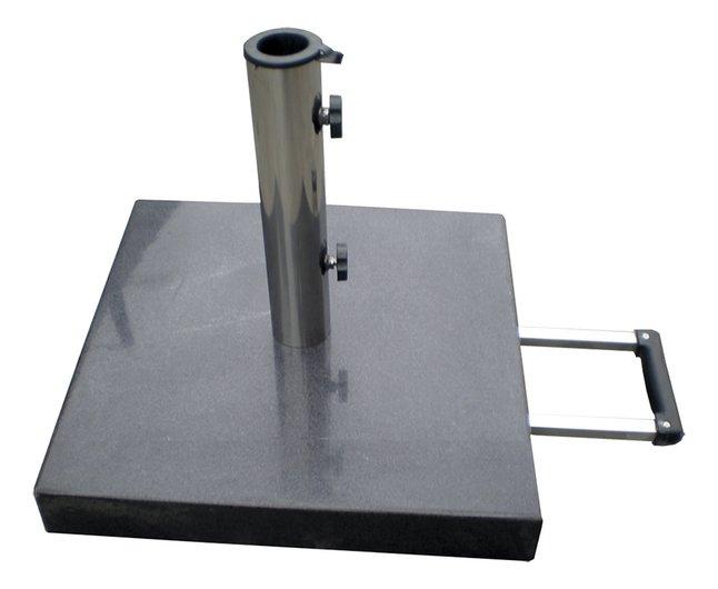 Image pour Pied de parasol en granit 44 kg à partir de ColliShop