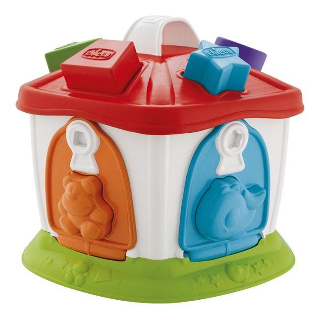 Chicco vormsorteerder Smart2Play 3-in-1 Dierenhuisje