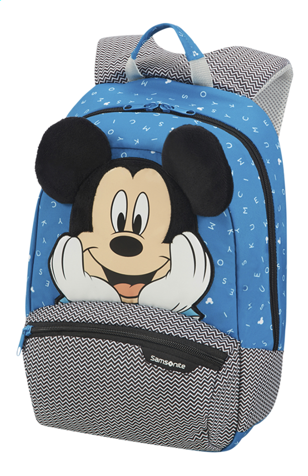 Afbeelding van Samsonite rugzak Ultimate 2.0 Small+ Mickey Letters from ColliShop