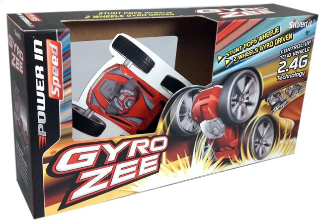 Afbeelding van Silverlit auto RC Gyro Zee from ColliShop
