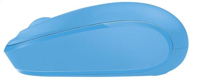 Afbeelding van Microsoft draadloze optische muis 1850 blauw from ColliShop