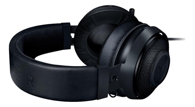 Afbeelding van Razer headset Kraken zwart from ColliShop