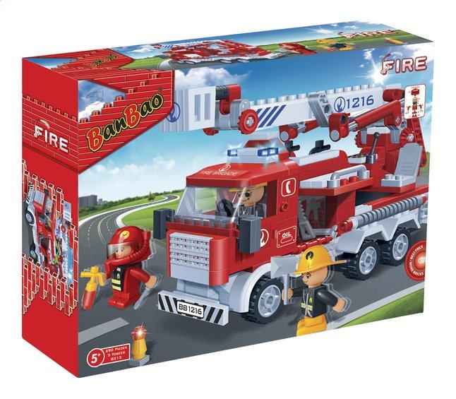 Image pour BanBao Fire 8313 Camion de pompiers à partir de ColliShop