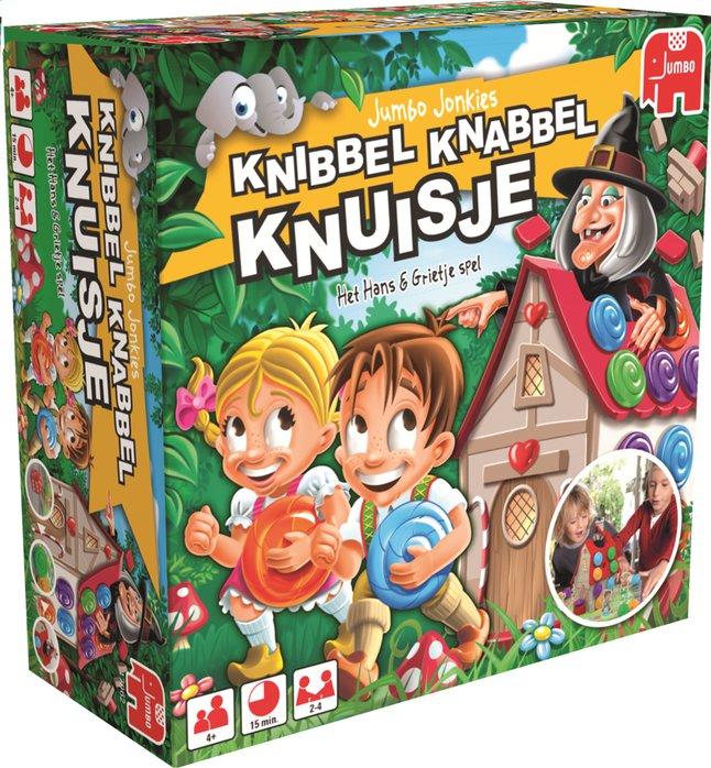 Image pour Knibbel Knabbel Knuisje NL à partir de ColliShop