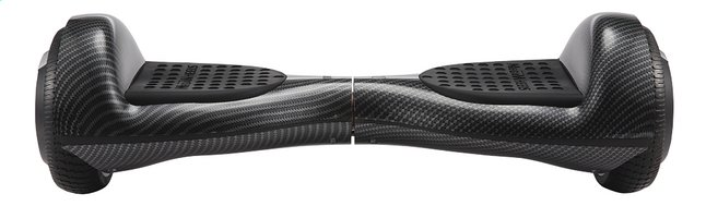 Afbeelding van Hoverboard MegaWheels carbon from ColliShop