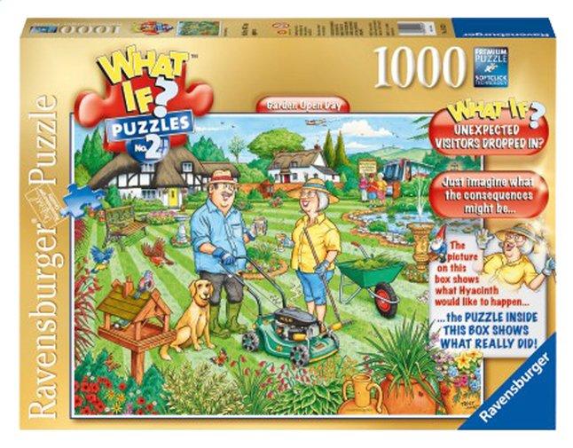 Image pour Ravensburger puzzle What if? n°2 Journée jardin ouvert à partir de ColliShop