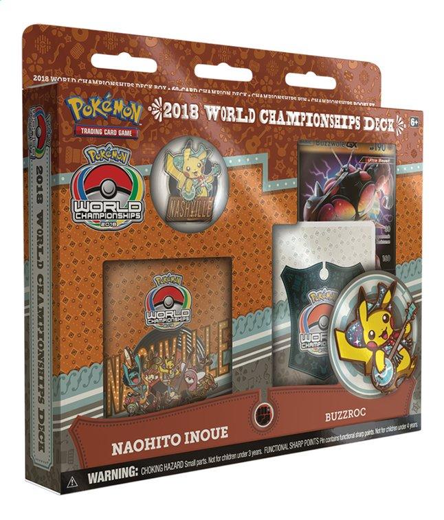 Afbeelding van Pokémon Trading Cards 2018 World Championships Decks - Naohito Inoue from ColliShop