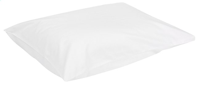 Afbeelding van Sleepnight set van 2 kussenslopen voor waterkussen wit from ColliShop
