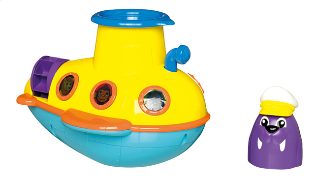 Image pour Tomy jouet de bain Alert'eau Sous-Marin à partir de ColliShop