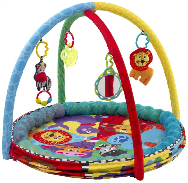 Image pour Playgro tapis de jeu/piscine à balles Ball Activity Nest à partir de ColliShop
