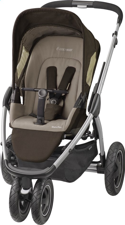Afbeelding van Maxi-Cosi Wandelwagen Mura Plus 3 earth brown from ColliShop