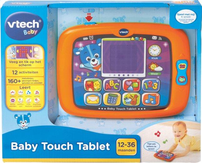 Image pour VTech Tablette Baby Touch Tablet NL à partir de ColliShop