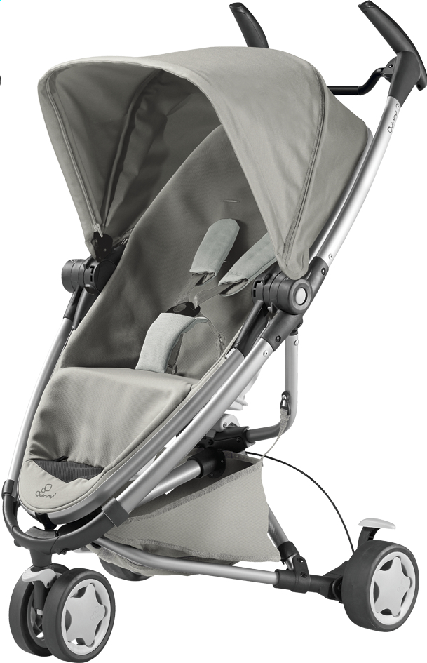 Afbeelding van Quinny Buggy Zapp Xtra 2.0 grey gravel from ColliShop