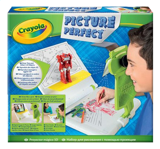 Afbeelding van Crayola Picture Perfect from ColliShop
