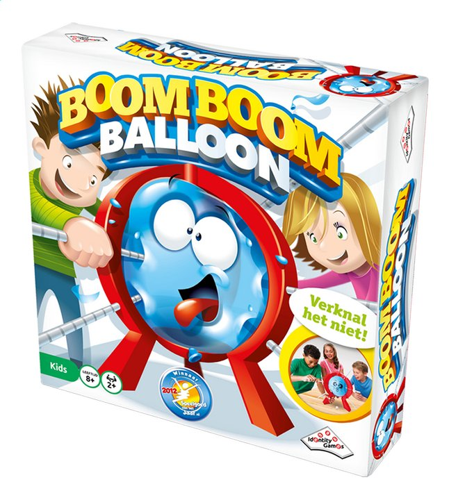 Afbeelding van Boom Boom Balloon from ColliShop