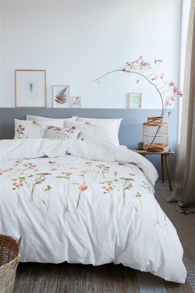 Afbeelding van Marjolein Bastin Dekbedovertrek Golden Berries orange katoen 260 x 220 cm from ColliShop