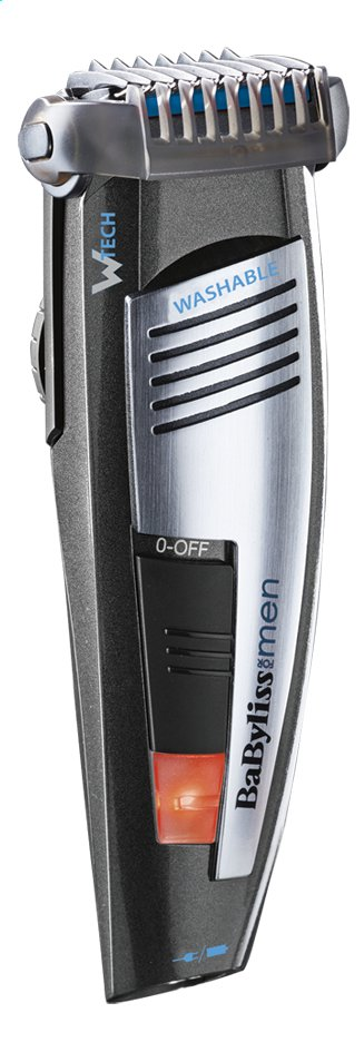Afbeelding van BaByliss for men Baardtrimmer E848E from ColliShop