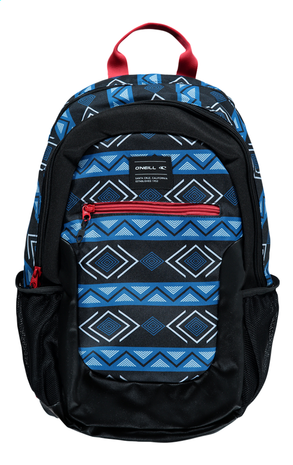 Image pour O'Neill sac à dos BM Wedge Black AOP/Blue à partir de ColliShop