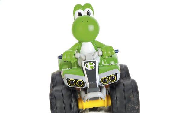 Afbeelding van Carrera auto RC Mario Kart8 Yoshi from ColliShop