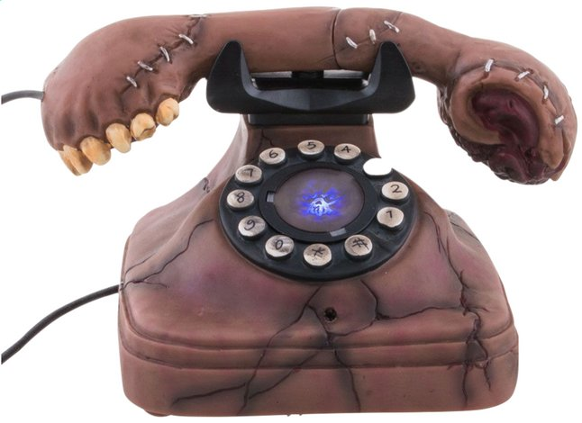 Afbeelding van Scary telefoon from ColliShop