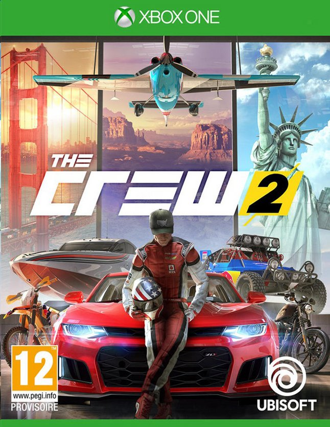 Image pour XBOX One The Crew 2 FR/ANG à partir de ColliShop