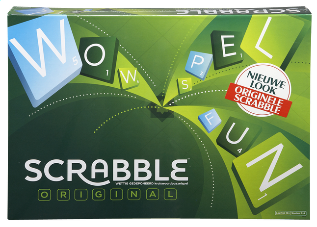 Afbeelding van Scrabble Original from ColliShop