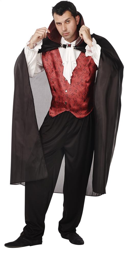 Afbeelding van Verkleedpak vampier from ColliShop