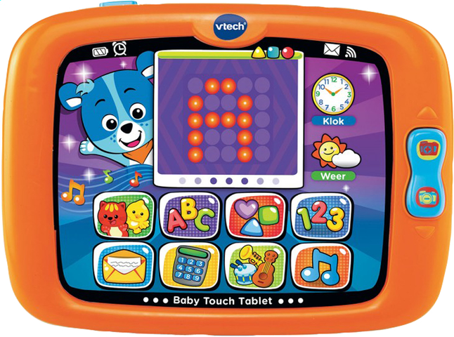 Afbeelding van VTech Tablet Baby Touch Tablet from ColliShop
