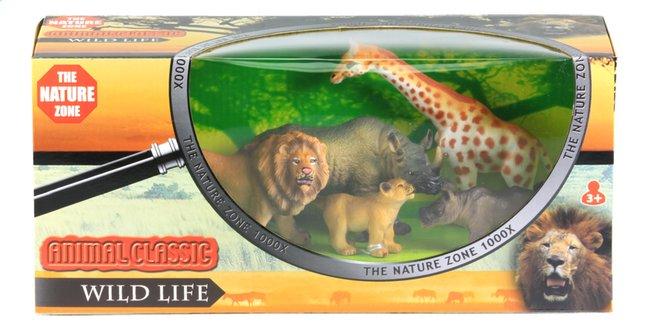 Afbeelding van Animal Classic dieren Wild Life Giraf from ColliShop