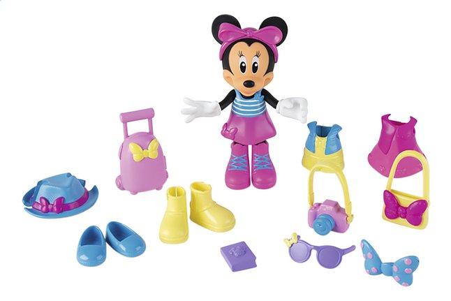 Image pour Figurine Minnie Fashionista Voyage à partir de ColliShop