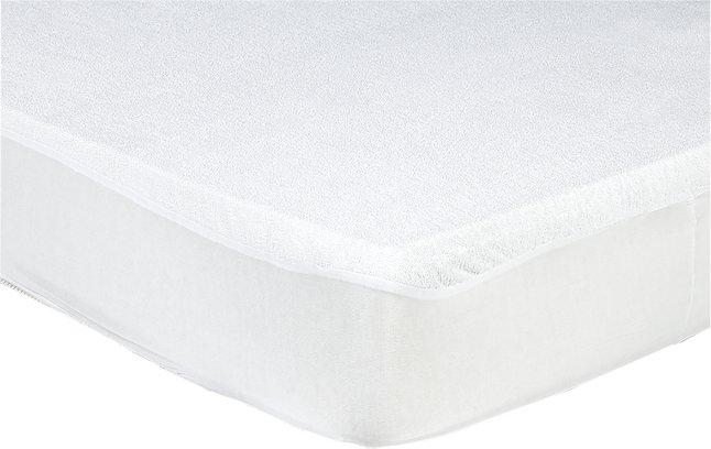 Afbeelding van Sleepnight matrasbeschermer badstof/PU hoes Forever 90 x 200 cm from ColliShop