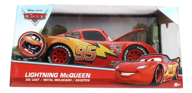 voiture disney cars flash mcqueen collishop. Black Bedroom Furniture Sets. Home Design Ideas