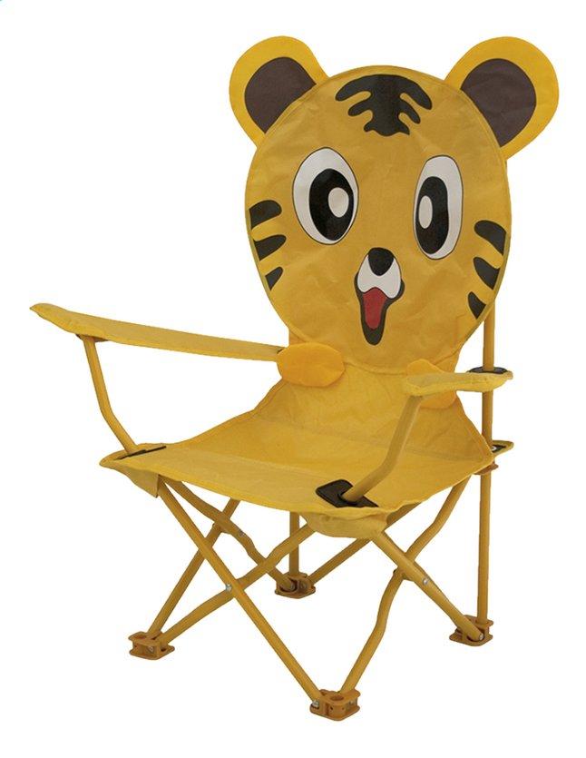 EuroTrail chaise de camping pour enfant Ardeche Tigre